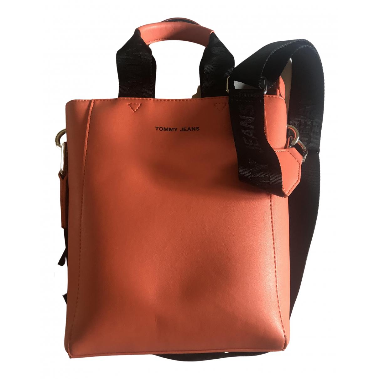 Tommy Jeans \N Orange handbag for Women \N
