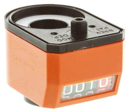 Elesa Mechanical Counter  CE.84153, Revolution 4 digits Top Coming