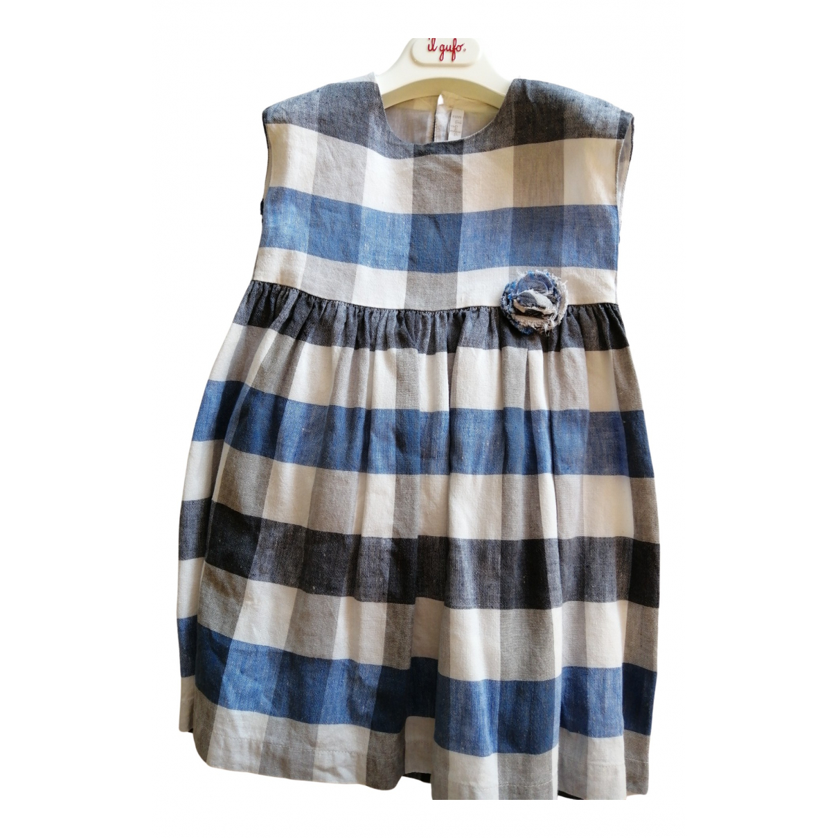 Il Gufo \N Linen dress for Kids 4 years - up to 102cm FR
