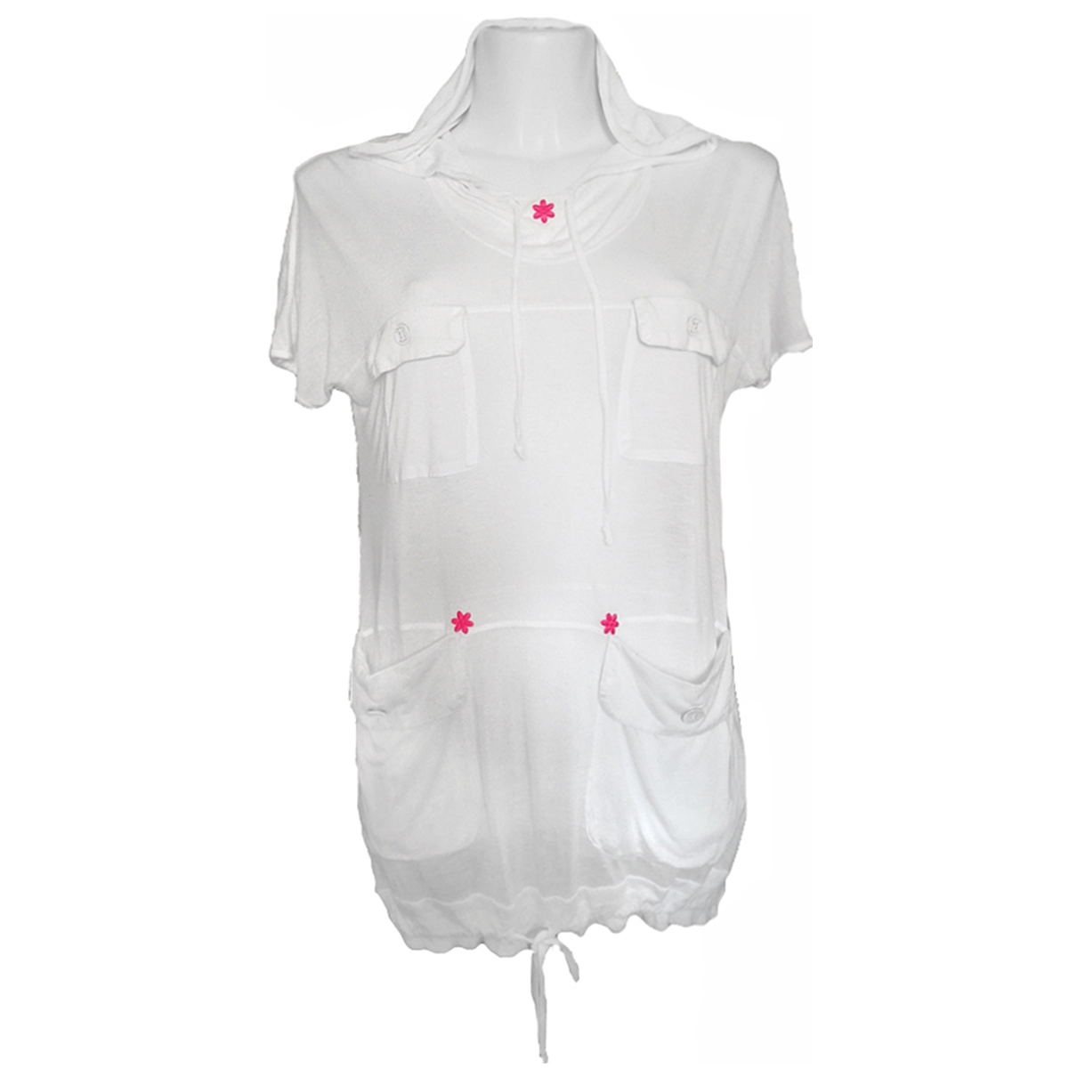 Armani Jeans \N White  top for Women 38 IT