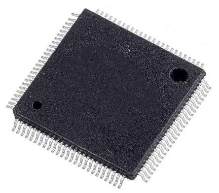 STMicroelectronics STM32F078VBT6, 32bit ARM Cortex M0 Microcontroller, STM32, 48MHz, 128 kB Flash, 100-Pin LQFP (90)