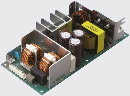 Cosel , 240W Embedded Switch Mode Power Supply SMPS, 24V dc, Open Frame