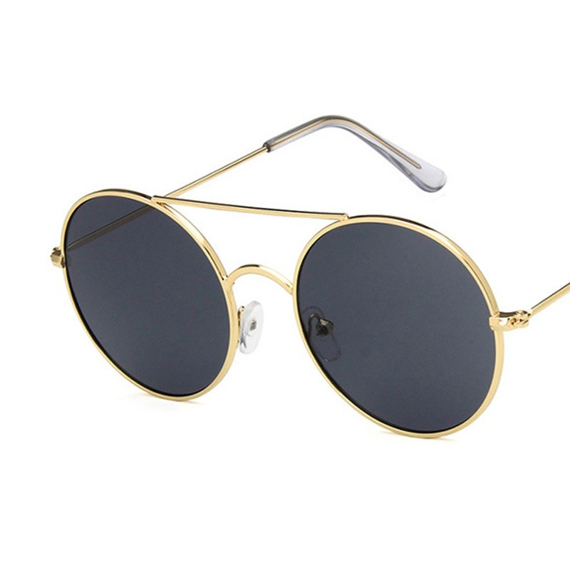 Ericdress Resin Fashion Round Sunglasses