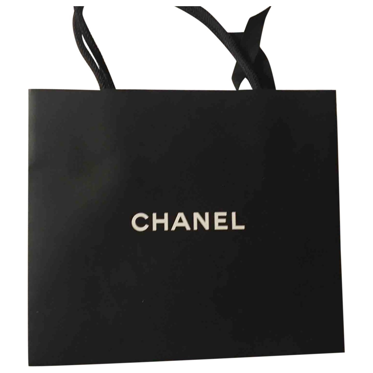 Chanel N Black Cotton Home decor for Life & Living N