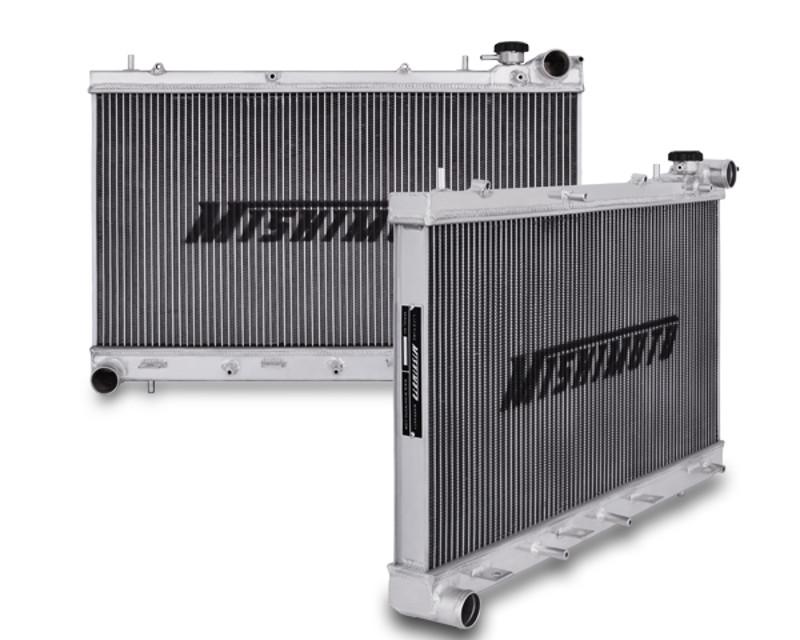 Mishimoto MMRAD-FXT-04 Performance Aluminum Radiator Subaru Forester XT 2.5L Turbo 04-08