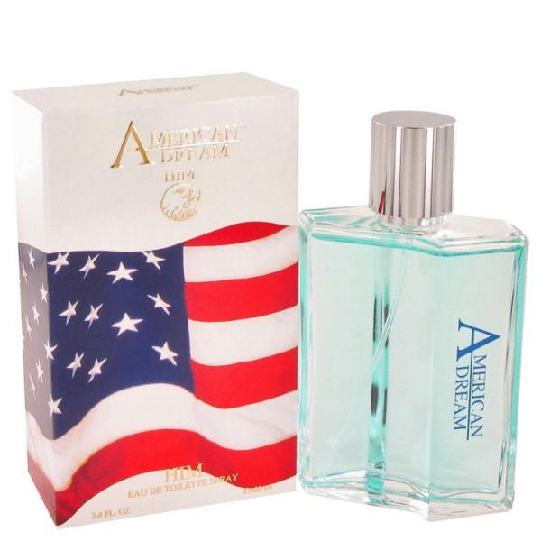 American Dream - American Beauty Parfumes Eau de toilette en espray 100 ML