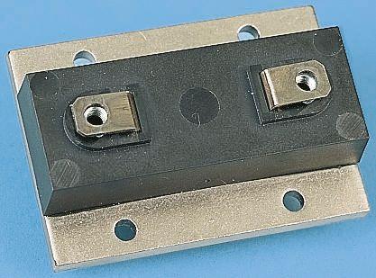 Vishay RPH100 Series Screw Termination Thick Film Panel Mount Resistor, 220Ω ±5% 100W