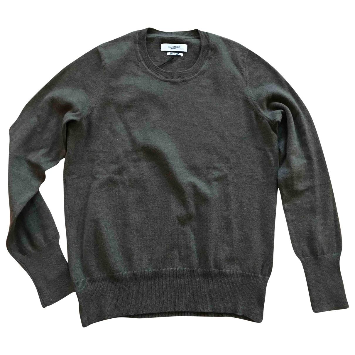Isabel Marant Etoile \N Khaki Cotton Knitwear for Women 36 FR