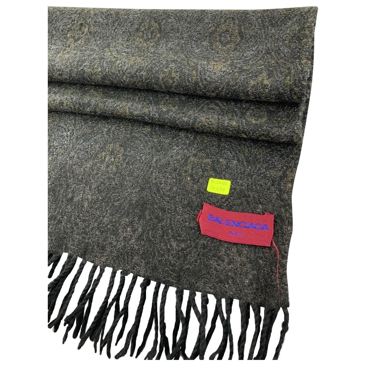 Balenciaga \N Schal in Wolle