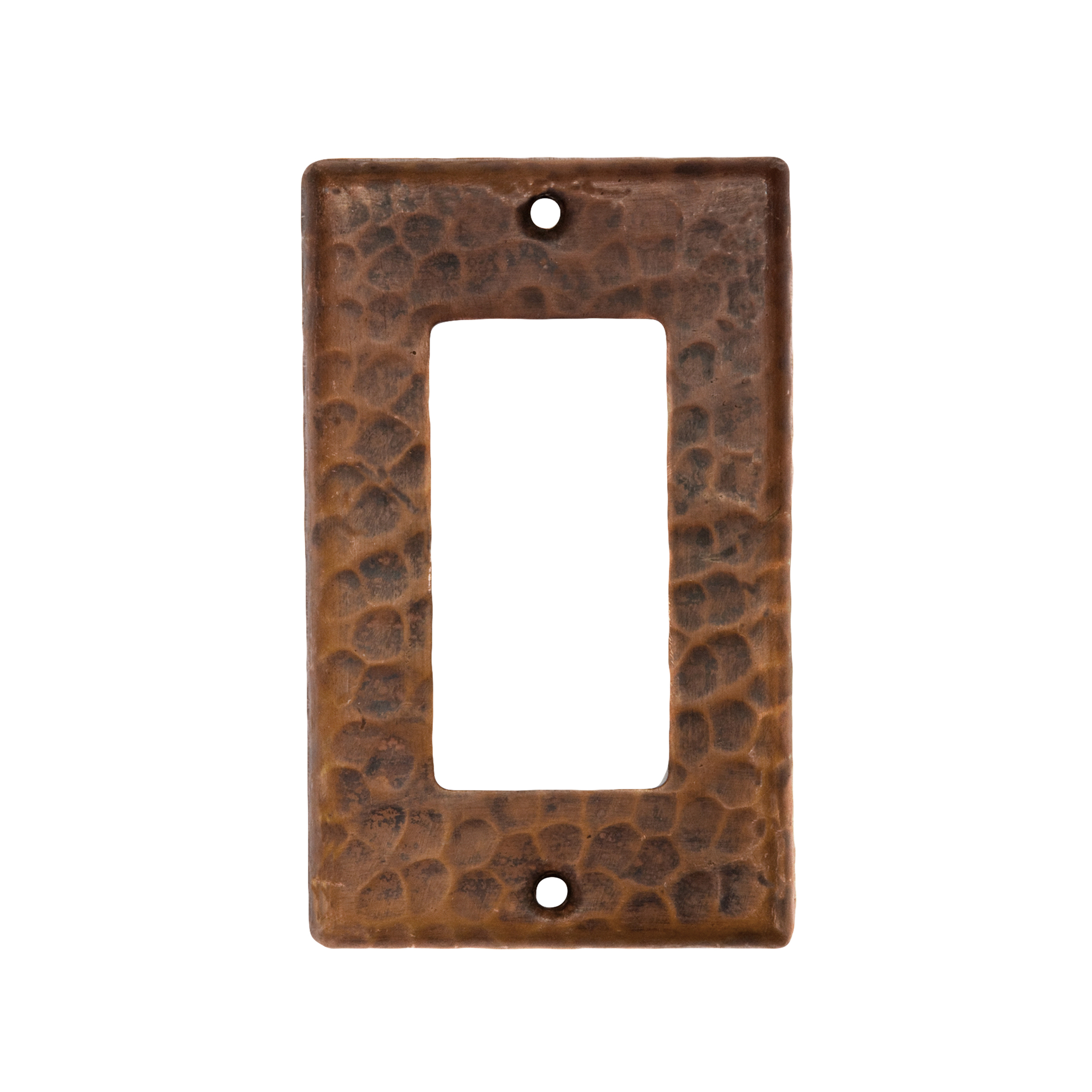 Single Ground Fault / Rocker GFI Switchplate Cover