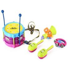 5 Stuecke Baby Knder Spielzeug