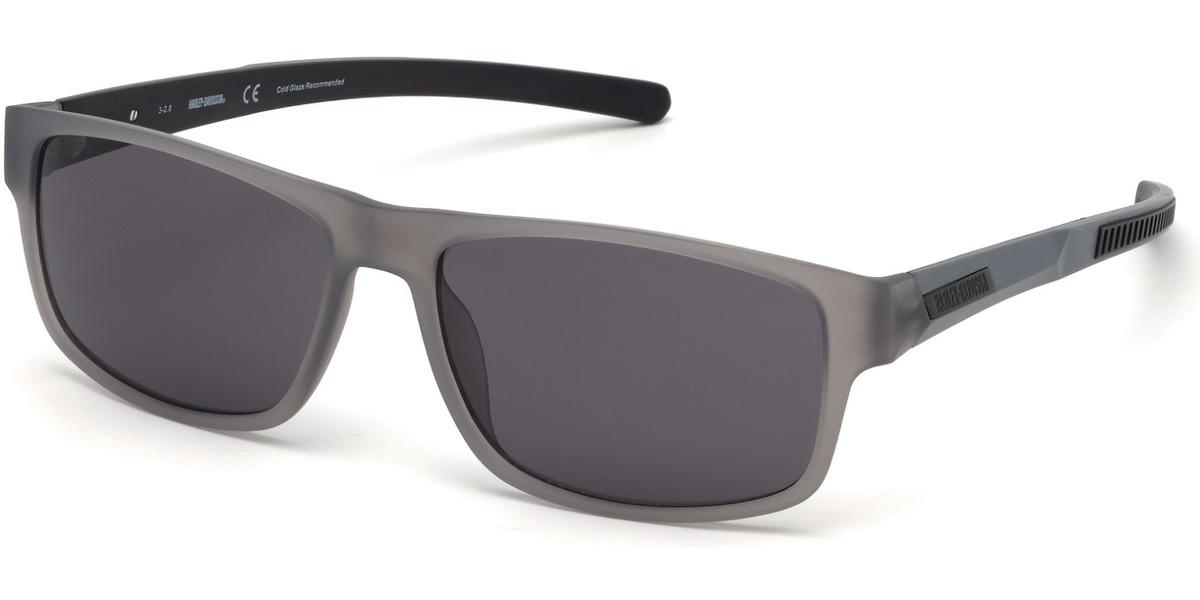 Harley Davidson HD0935X 20A Men's Sunglasses Grey Size 62