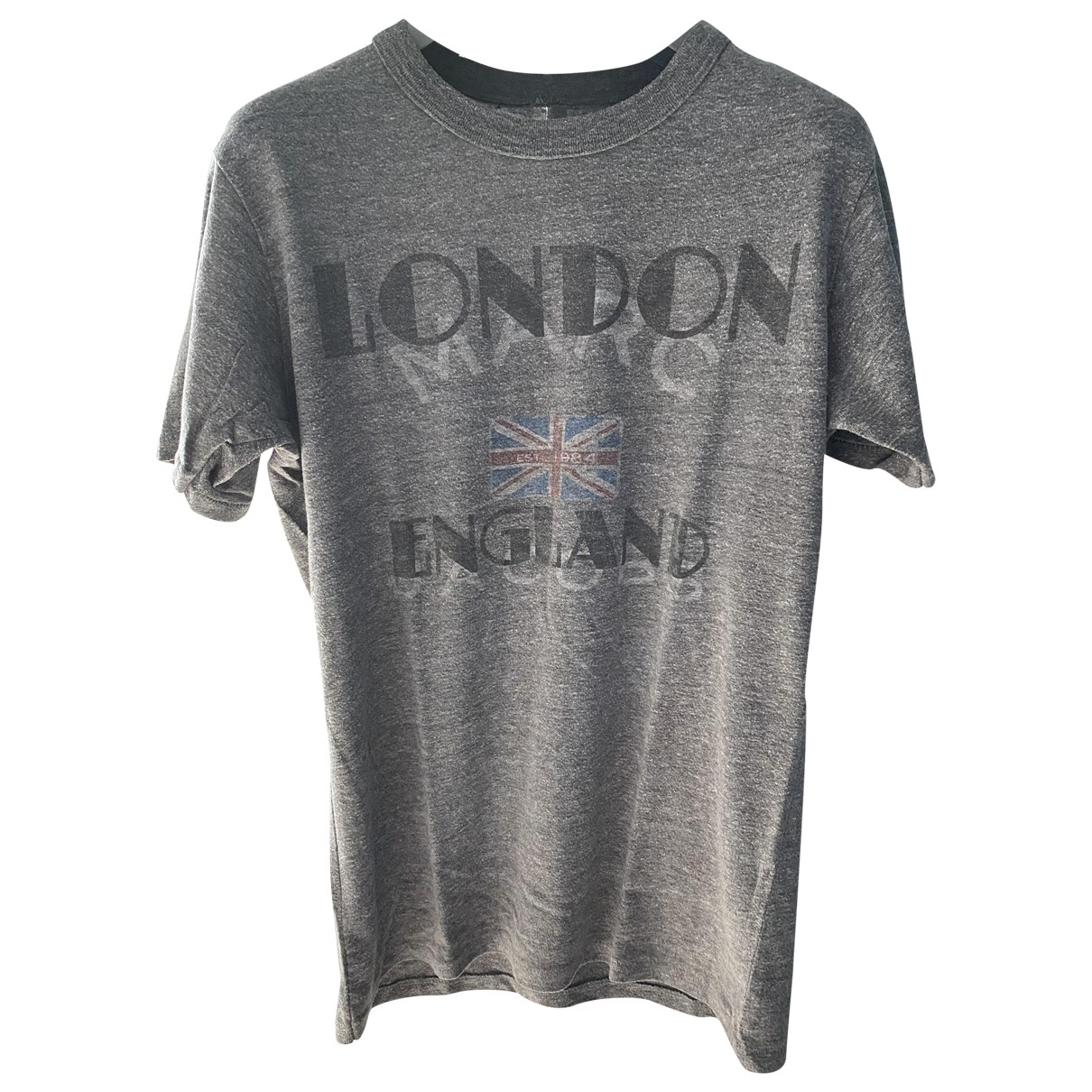 Marc Jacobs - Tee shirts   pour homme en coton - gris