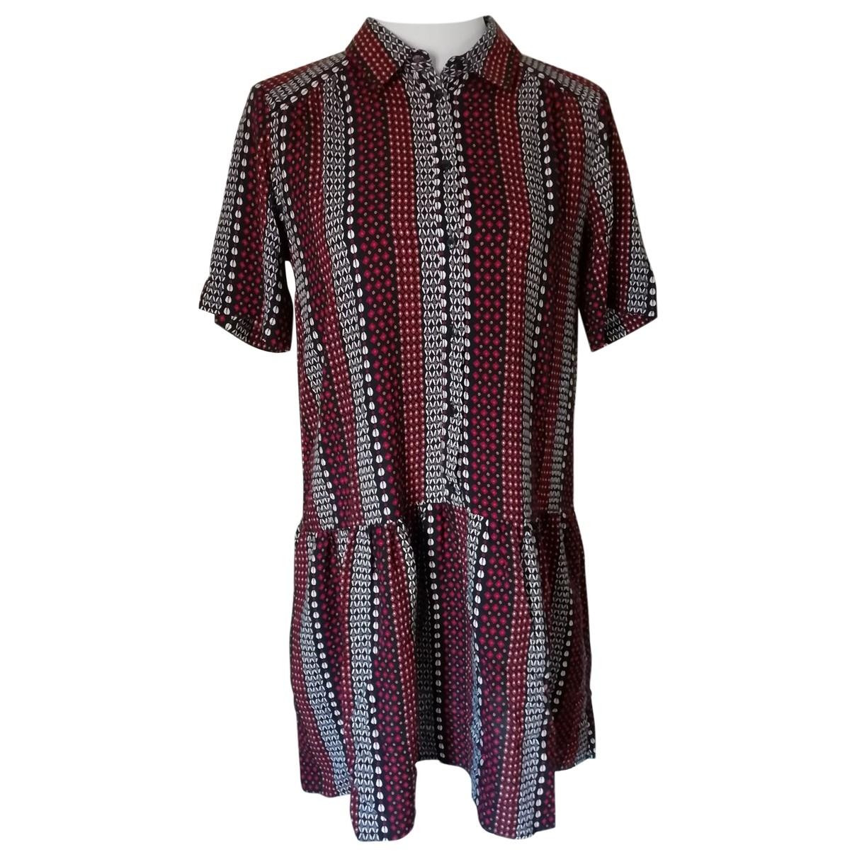 Mango \N Multicolour dress for Women 38 FR