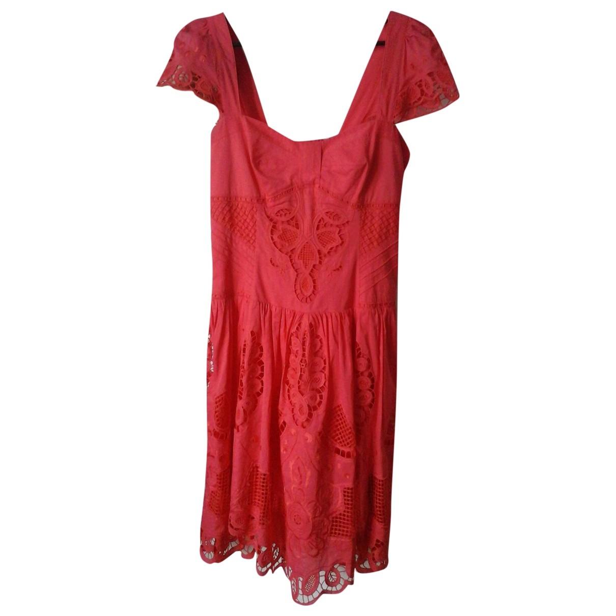 Karen Millen \N Kleid in Baumwolle