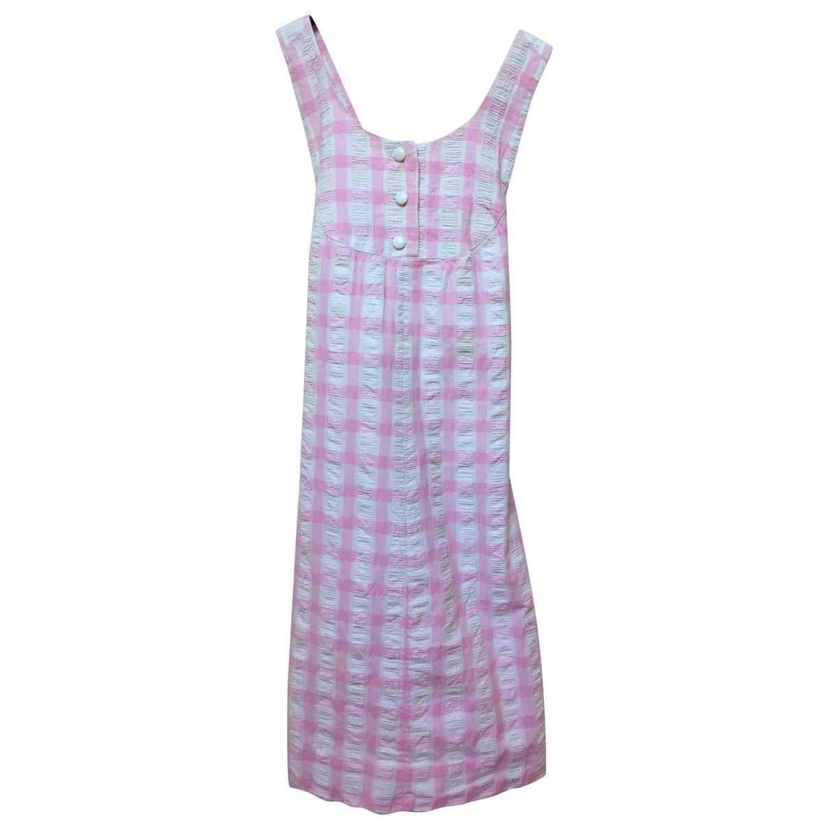 Mini vestido Courreges