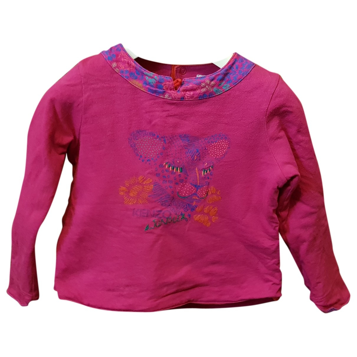 Kenzo \N Multicolour Cotton Knitwear for Kids 3 years - up to 98cm FR