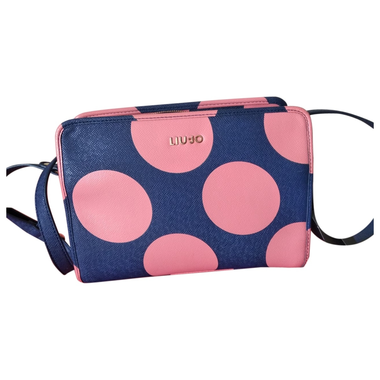 Liu.jo \N Navy handbag for Women \N