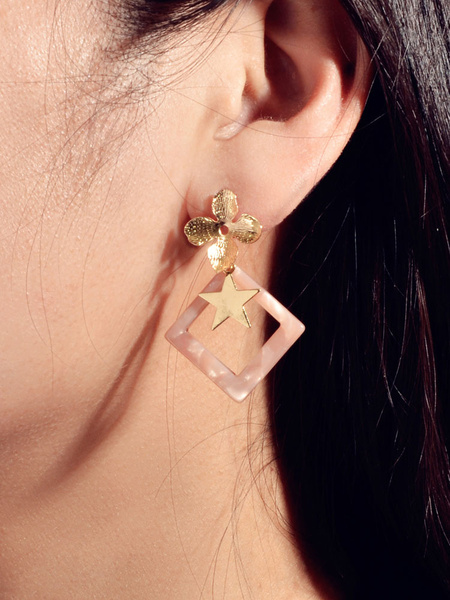 Milanoo Statement Earrings Women Jewelry