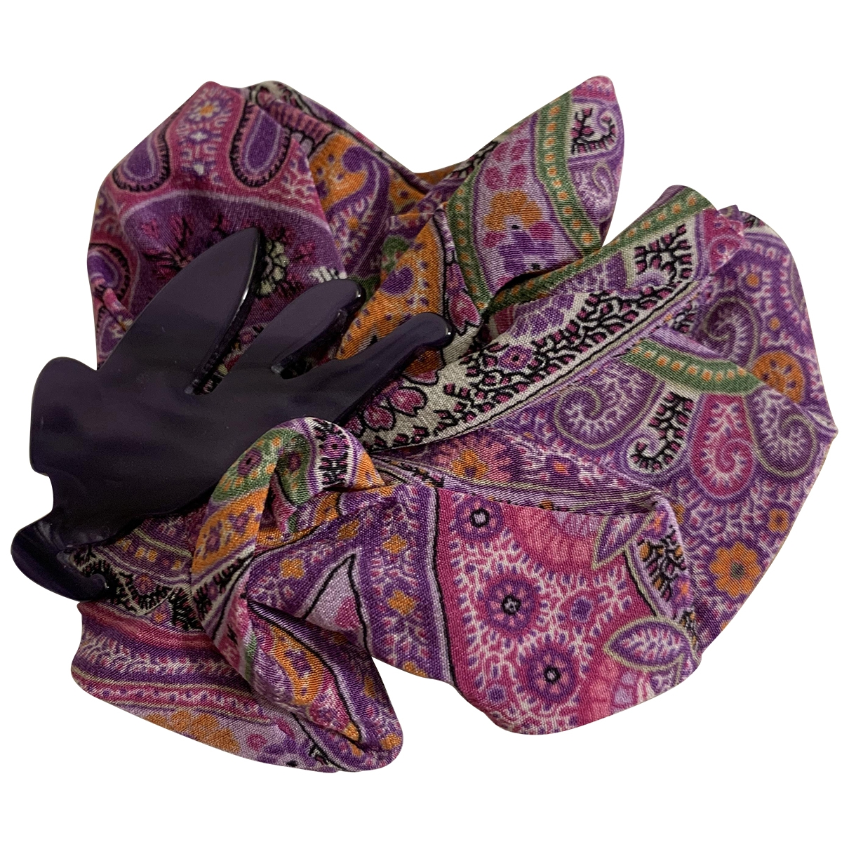 Etro \N Multicolour Cotton scarf for Women \N
