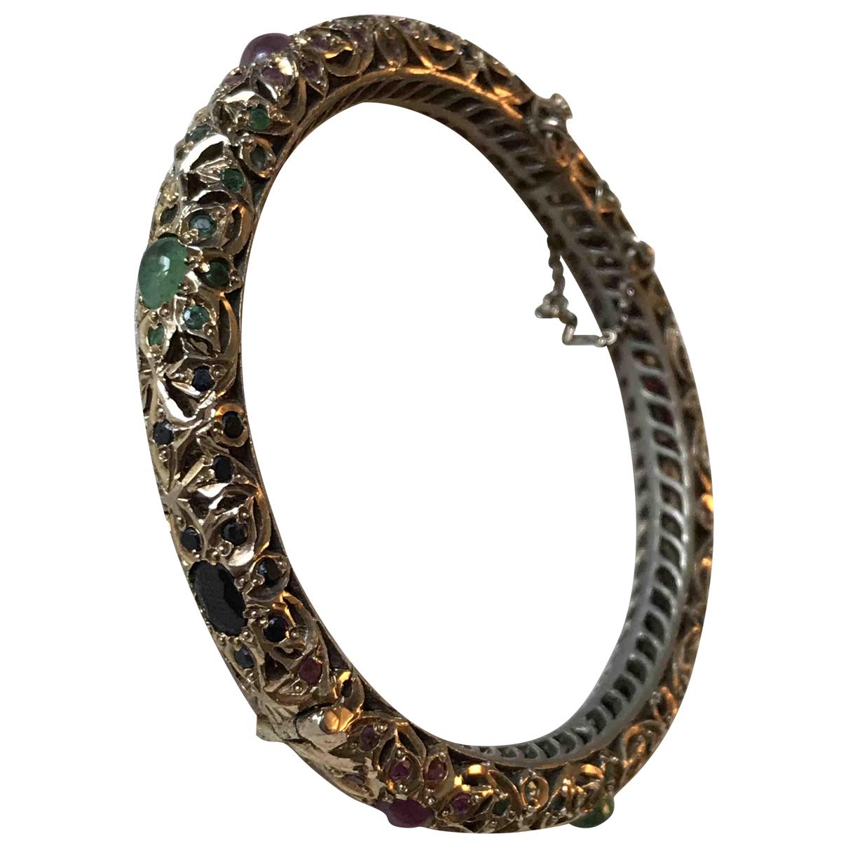 - Bracelet Jonc pour femme en vermeil - dore