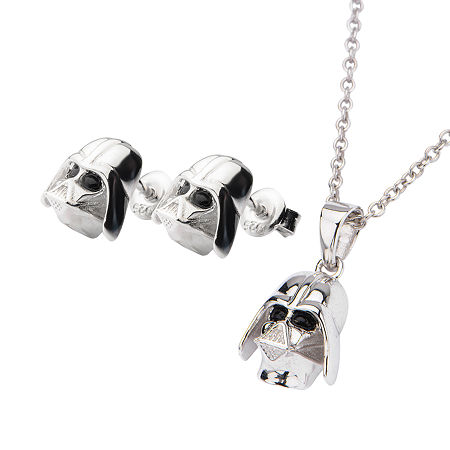 Sterling Silver Star Wars 2-pc. Jewelry Set, One Size , No Color Family