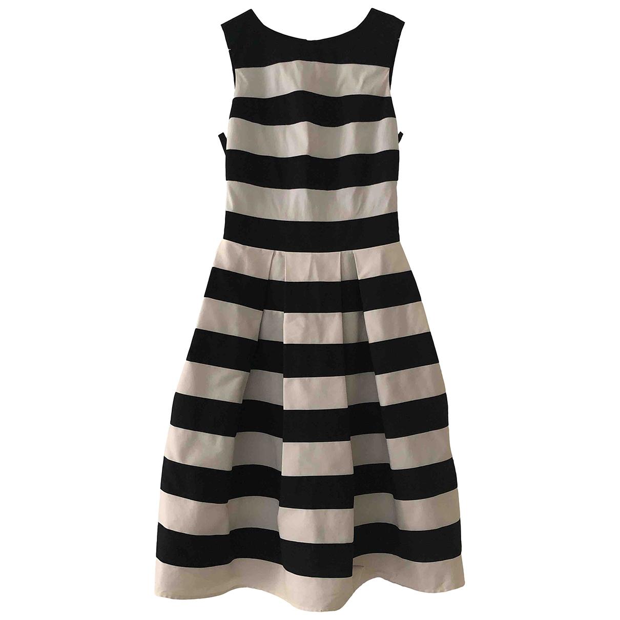 Flavio Castellani \N Multicolour Cotton dress for Women 40 IT