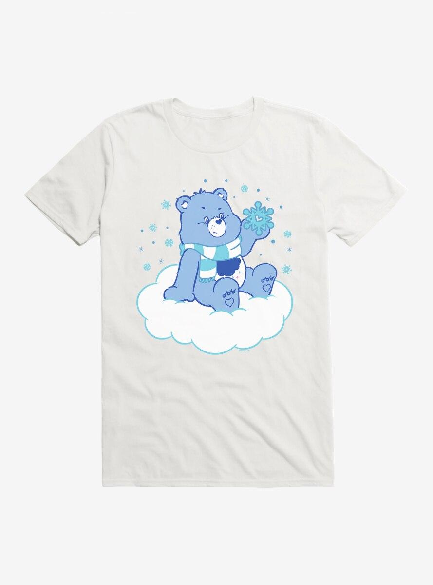 Care Bears Grumpy Bear Snow T-Shirt