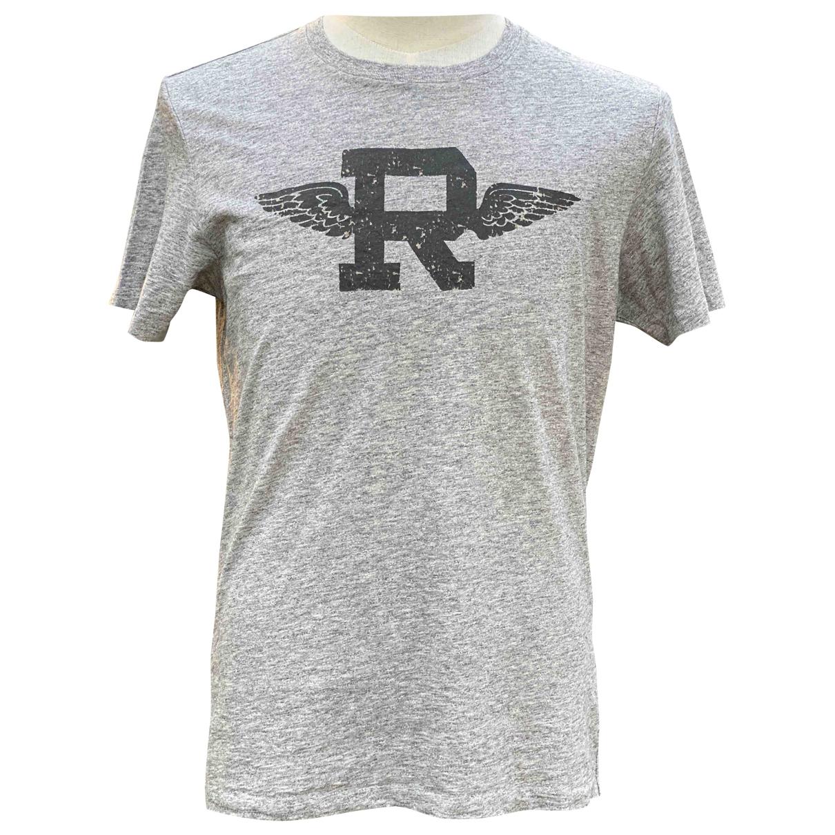 Rugby Ralph Lauren \N Grey Cotton T-shirts for Men M International