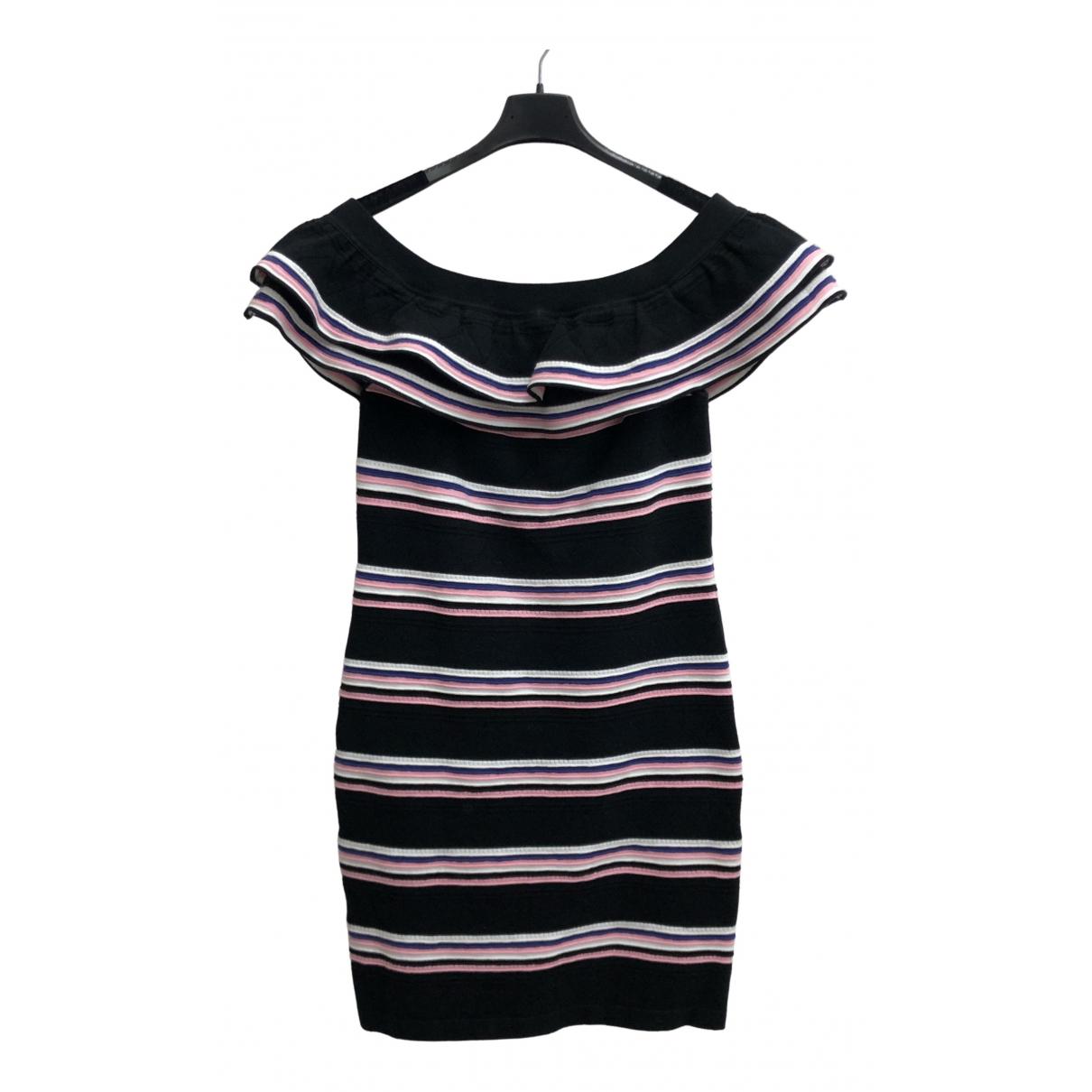 Msgm \N Kleid in  Bunt Baumwolle