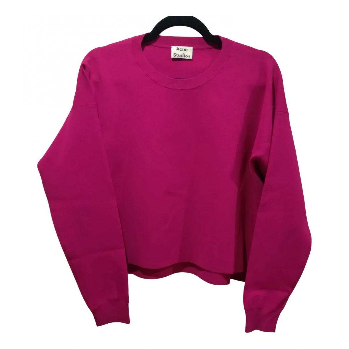 Acne Studios \N Pink Knitwear for Women M International