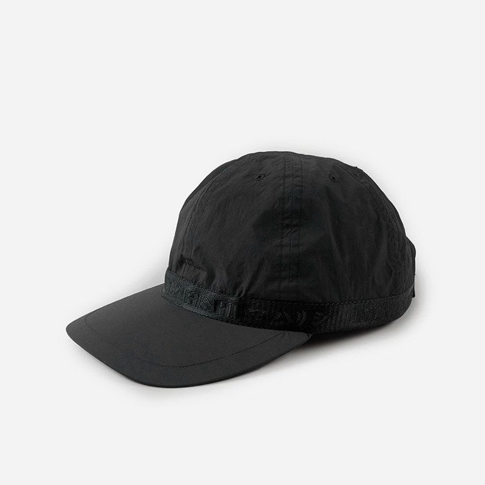 Maharishi Nylon Tech Cap 8526 BLACK