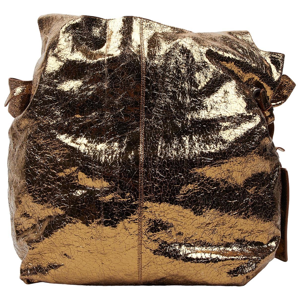 Givenchy Georges V Handtasche in  Metallic Leder