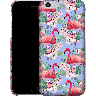 Apple iPhone 6 Plus Smartphone Huelle - Flamingo Tropical von Mukta Lata Barua