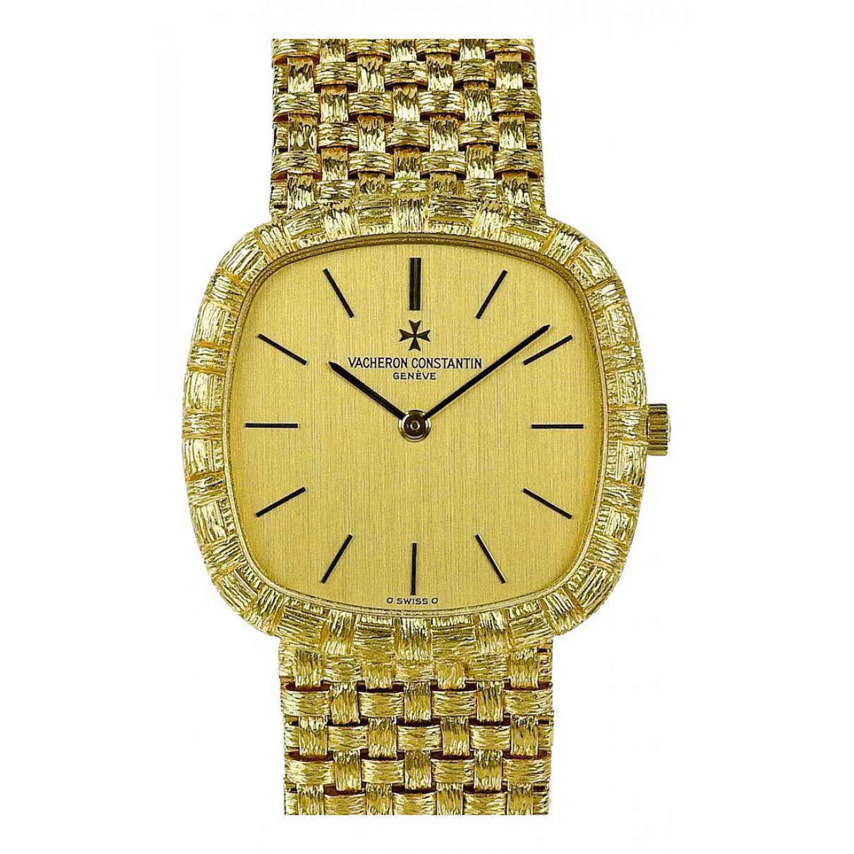 Vacheron Constantin \N Yellow Yellow gold watch for Men \N