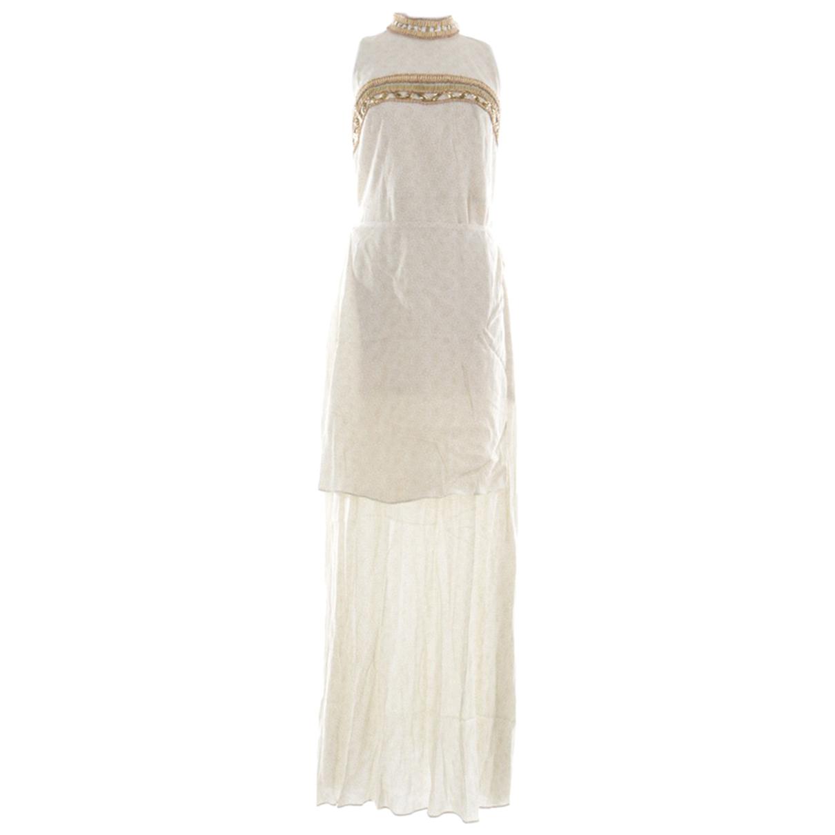 Camilla - Robe   pour femme - beige