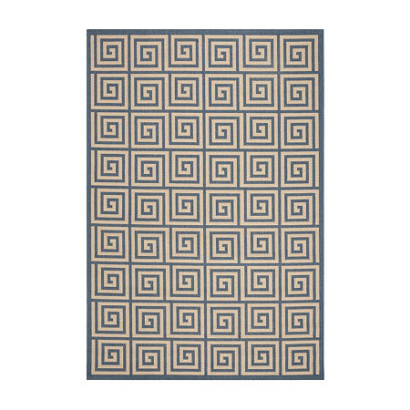 Safavieh Linden Collection Zoie Geometric Area Rug, One Size , Multiple Colors