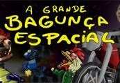 A grande bagunca espacial - The big space mess Steam CD Key