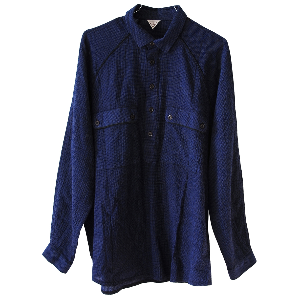 - Chemises Oversize pour homme - marine