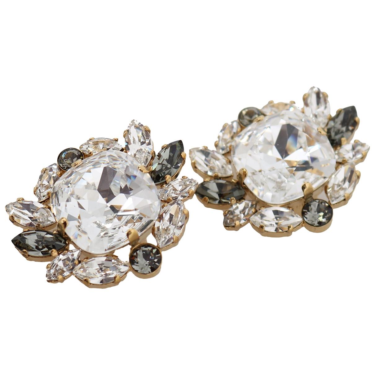 Dolce & Gabbana \N OhrRing in  Bunt Metall