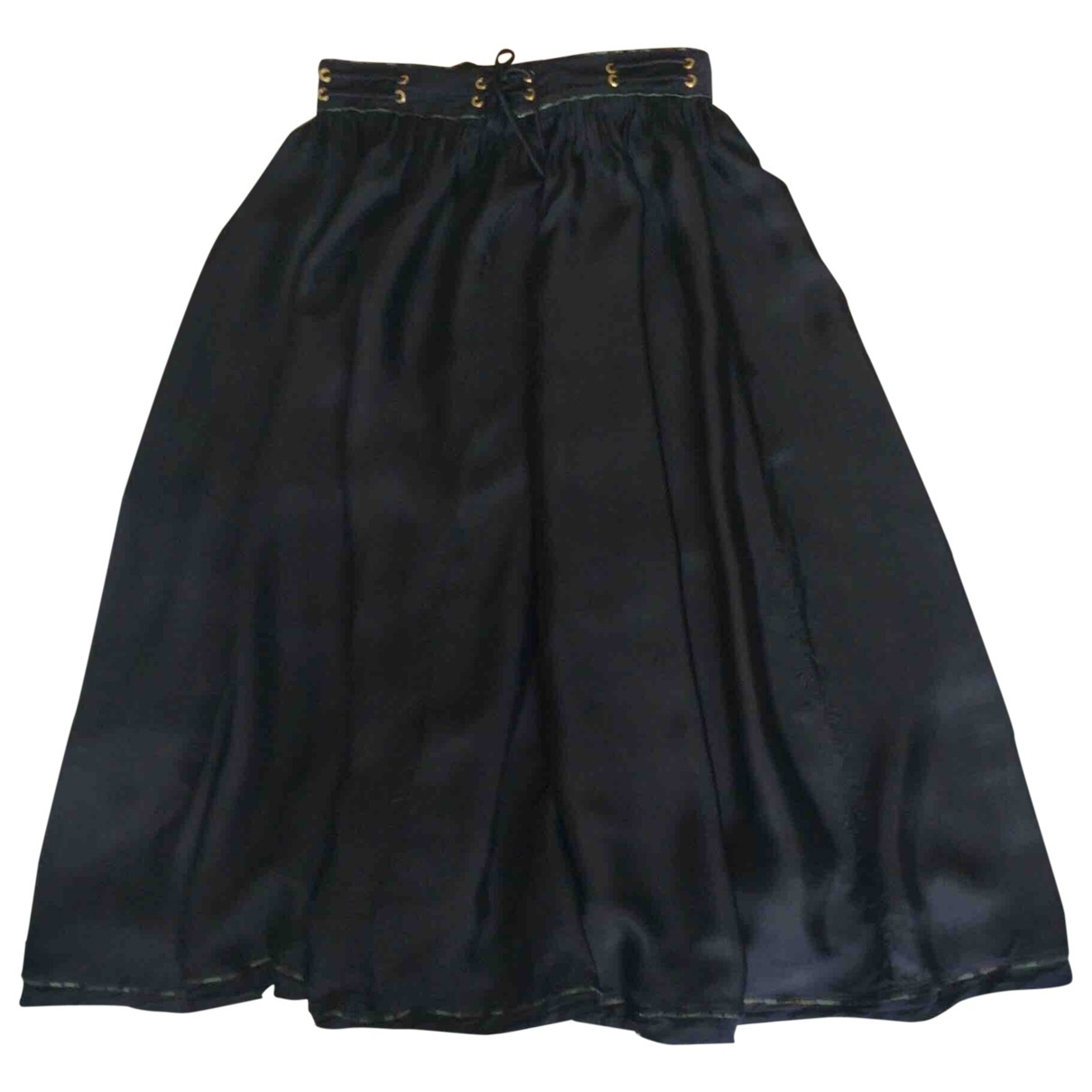 Jean Paul Gaultier \N Black skirt for Women 42 FR