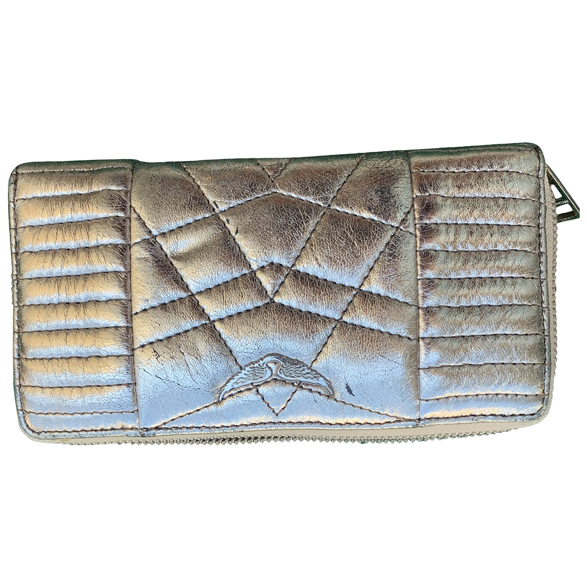 Zadig & Voltaire \N Pink Leather wallet for Women \N