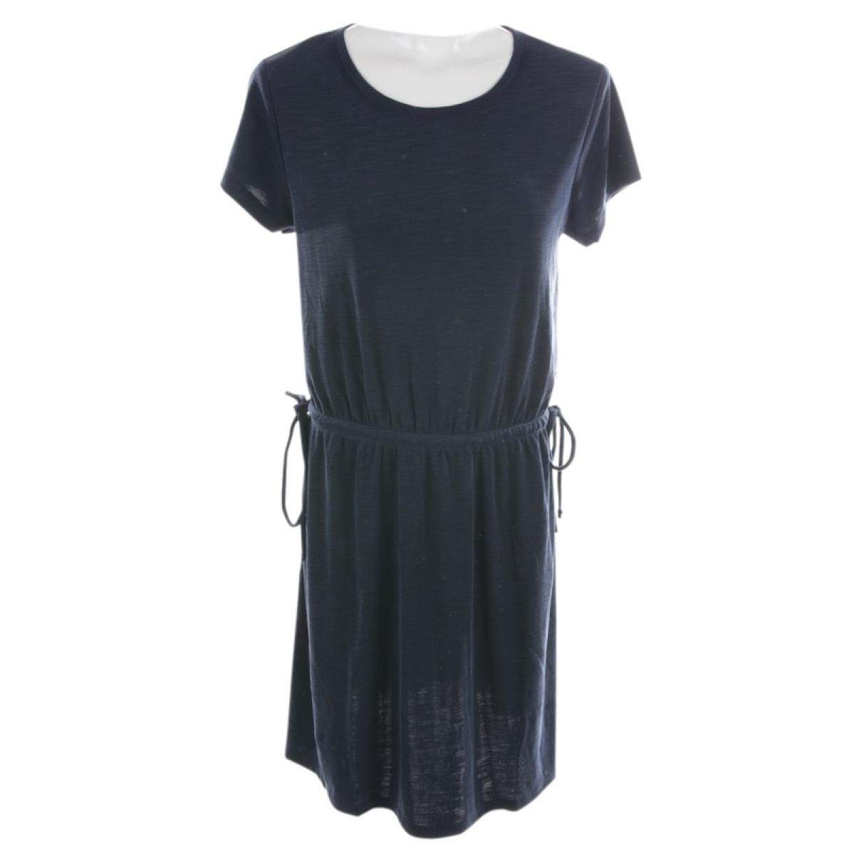 Rachel Zoe \N Kleid in  Blau Polyester