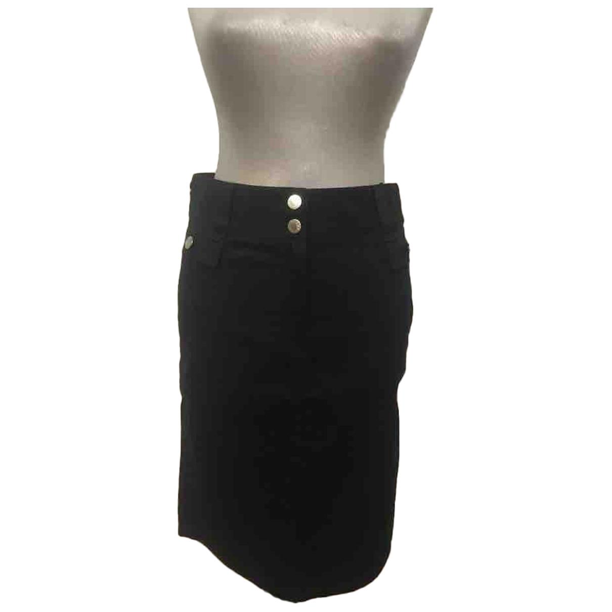 Dolce & Gabbana - Jupe   pour femme en coton - marine