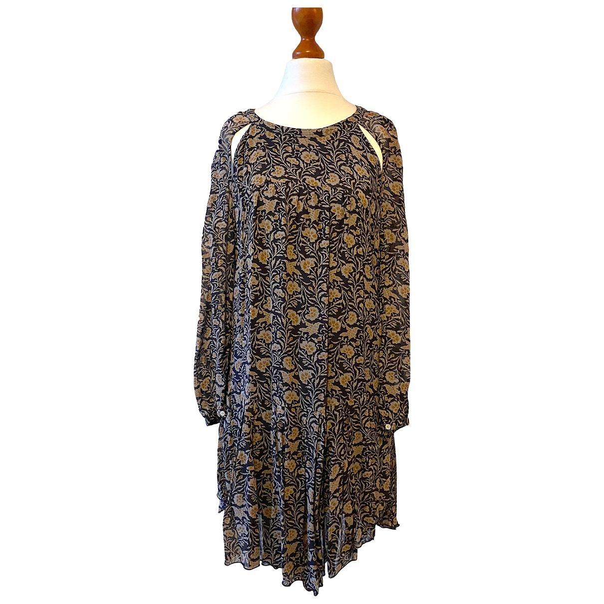 Isabel Marant Etoile - Robe   pour femme - marron