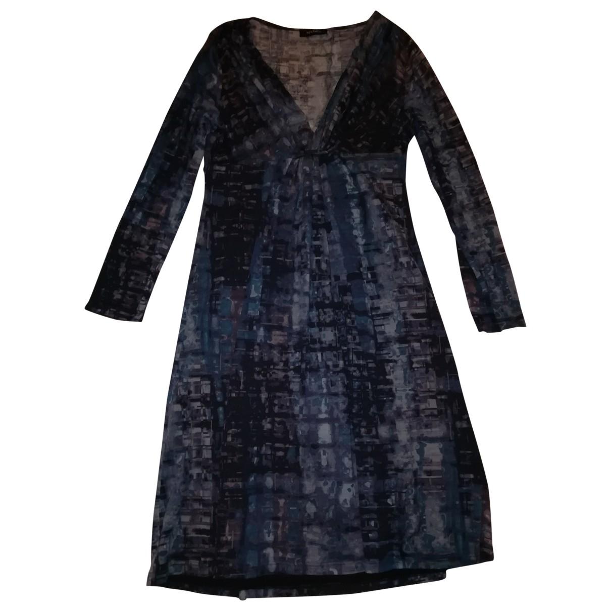 Max & Co - Robe   pour femme en laine - multicolore