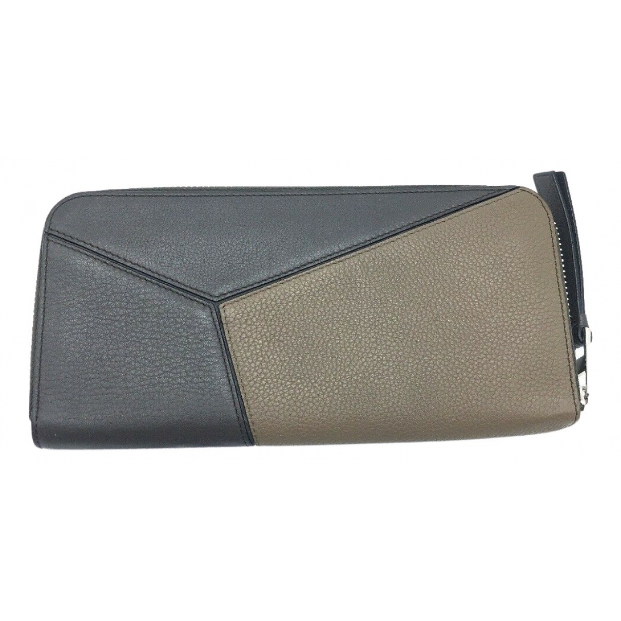 Loewe Puzzle Multicolour Leather wallet for Women N