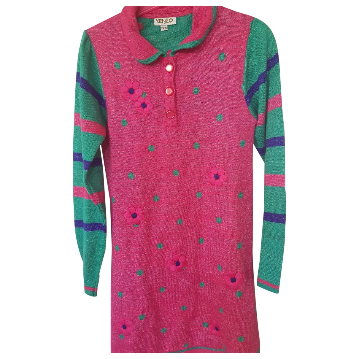Kenzo - Robe    pour enfant - multicolore