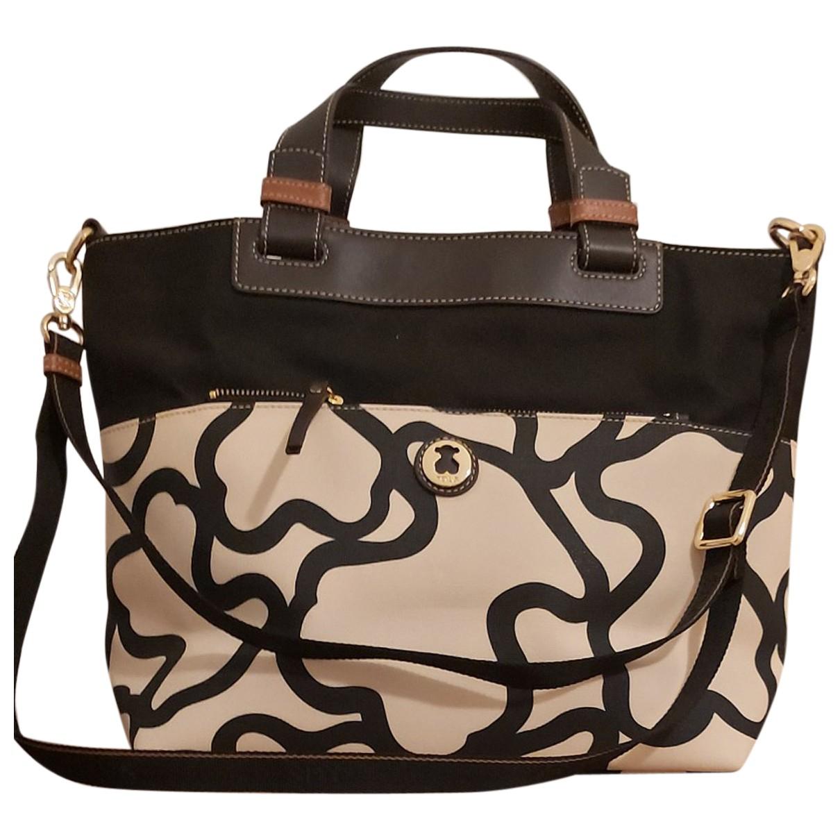 Atelier Tous \N Handtasche in Leder
