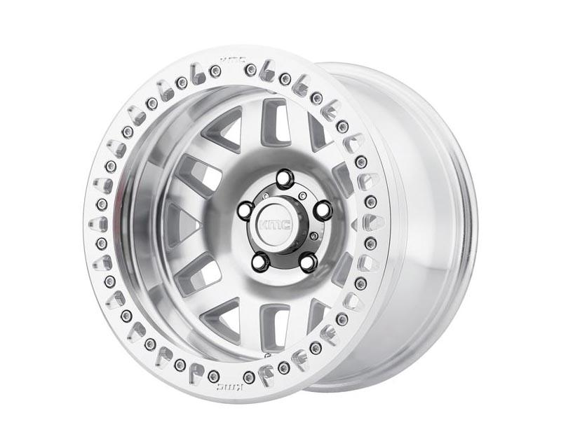 KMC Machete Crawl Wheel 17x9 5X5.5 -38mm Machined